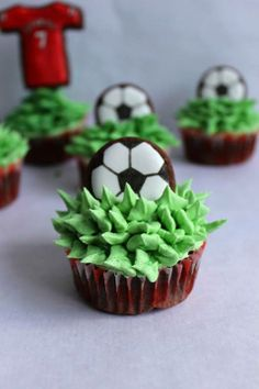 Soccer ball cookies recipe