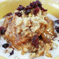 Learn how to make Special-Morning Oatmeal. MyRecipes has 70,000+ tested recipes and videos to help you be a better cook