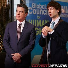 Don't miss the BIGGEST Covert Affairs yet, tonight at 10/9c on USA.