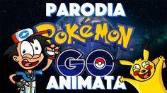 POKEMON GO PARODIA ANIMATA - animazione 2D