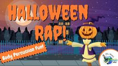 Halloween Rap for Kids: Body Percussion Play Along! Art Lessons Elementary, Elementary Music, Halloween Songs, Youtube Halloween, Halloween Activities, Halloween Kids, Thoughts For Teachers, Piano Forte, Music Activities
