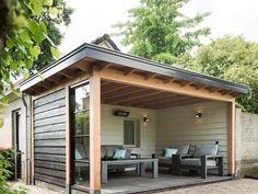 backyard designs – Gardening Ideas, Tips & Techniques Outdoor Garden Rooms, Outdoor Gazebos, Backyard Patio Designs, Backyard Landscaping, Gazebo Plans, Fireplace Garden, Garden Buildings, Summer Kitchen, Pool Shed