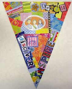 Twisted Sister: Creating Personal Flags - Girl Scouts - Journeys