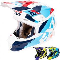 1e69d94aa FXR Racing Blade Revo MX Mens Off Road Dirt Bike Motocross Helmets Off Road  Dirt Bikes