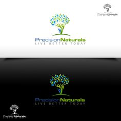 Create a logo for the next huge supplement company Precision Naturals! Blues Medical & Pharmaceutical by royroysmailbox