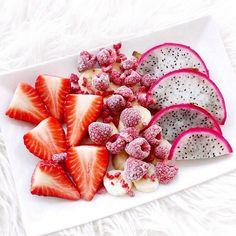 Fruity tooty.