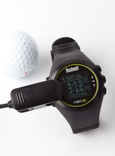 Cool Bushnell NeoXS GPS Golf Watch http://rstyle.me/n/t5cksbh9c7