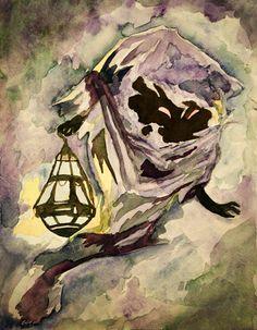 A Poe's Lantern by MaroziDawn.deviantart.com on @deviantART