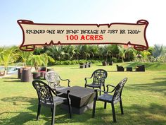 Splendid one day Picnic package at just Rs.1200. Address: Vinchhiya, Sanand-Nalsarovar Road, Sanand. Contact: 079-26858780 | 8140288866  #Travel #Tourism #Club #Resort #100AcresClubandResort #CityShorAhmedabad