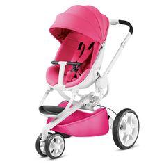 QUINNY Joggerwagen Moodd Pink Passion 2015 | Babyartikel.de