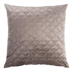 Home linens as finely crafted as his clothes, the Gavin Rajah Prêt á Vivre line brings the craftsmanship of couture to the home. Beautiful fabrics with the Velvet, Throw Pillows, Grey, Fabric, Shopping, Home Decor, Gray, Tejido, Toss Pillows