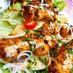 Shish Taouk recipe by Fatima A Latif posted on 09 May 2020 . Recipe has a rating of by 1 members and the recipe belongs in the Chicken recipes category Sauce Recipes, Gourmet Recipes, Real Food Recipes, Chicken Recipes, Shish Taouk Recipe, Poulet Shish Taouk, Lemon Butter Sauce, Bengali Food, Food Categories