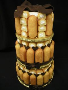 Twinkie Wedding » World of Wackiness » Hostess Cakes