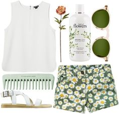 """call it spring"" by rachelgasm ❤ liked on Polyvore"