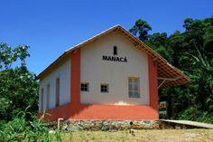 Estação Ferroviária Manacá