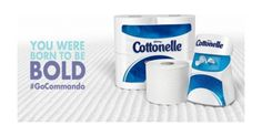 Request a Free Sample of Cottonelle Wipes!