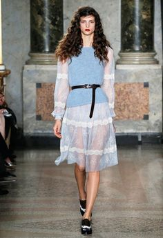My Many Selves • Blugirl Fall Winter 2015/2016 Fashion Show Collection #mfw
