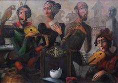 მუსიკოსები.Kakha Khinveli