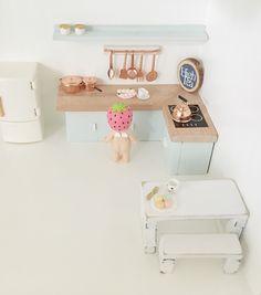Little kitchen.... by www.littlesissy.nl