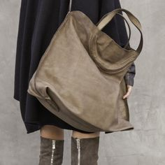 Infatuated with the Guidi Tote Bag: Large, crossbody, leather handbag for women #wishlist #want #giftideas