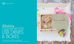 Custom USB Boxes and Flash Drives :: Photographer Packaging » Phoenix, Scottsdale, Chandler, Gilbert Maternity, Newborn, Child, Family and Senior Photographer |Laura Winslow Photography {phoenix's modern photographer}