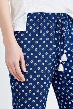 Pijama largo corbatero | Pijamas largos | Women´secret