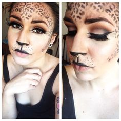 Cat Lady by saraeileen. Tag your pics with #Halloween and #SephoraSelfie on Sephora's Beauty Board for a chance to be featured!