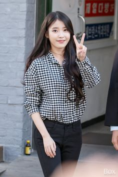 Korean Beauty, Asian Beauty, Korean Celebrities, Celebs, Cute Wallpapers Quotes, Cha Eun Woo Astro, Cute Korean Girl, Iu Fashion, Airport Style