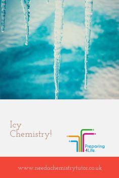 Isn't ice amazing? Chemistry, About Uk, Weather, Ice, Amazing, Instagram Posts, Ice Cream