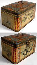 SIRCA Soc.An. TORINO - vecchia scatola di latta - anni ' 30