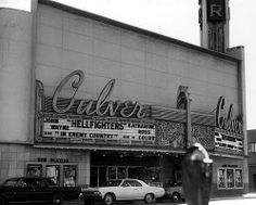 Culver Theatre, Culver City, CA.