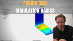 Fusion 360 Simulation - How To Setup and Test Your Part Cad Cam, Diy Cnc, Diy Cardboard, Cnc Machine, Autocad, Wood Working, Geek Stuff, Metal, Geek Things