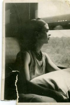Frida Kahlo by Lucienne Bloch, 1932