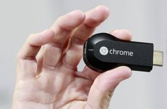 This $35 Chromecast Might Change Your TV Forever via Brit + Co.