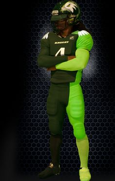 Has This Florida High School Unleashed The World's Ugliest Football Uniform On Us All?