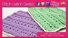 The Crochet Crowd For Left Handed Crocheters - YouTube