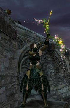 Making a legendary weapon in Guild Wars 2!