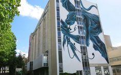 Les pros du street art investissent l'ancien hôpital de Lagny-sur-Marne - Le Parisien