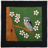Lumenaris | Products | Felt | Quilt Squares | Cherry Blossom Dreams…