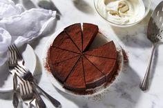 Fudgy, Flourless Instant Pot Chocolate Cake Recipe on Food52, a recipe on Food52