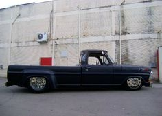 1970 Ford Dually