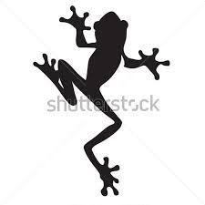 """Résultat de recherche d'images pour """"silhouette de grenouille"""""""