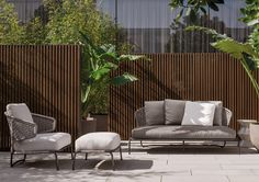 Smink Incorporated | Products | New Product | Minotti | Aston Cord Outdoor