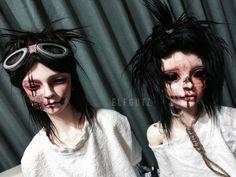 エルフガツ, Oliver & Comet; zombie versions ⚠️