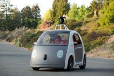 Carro sin conductor de Google, implicado en accidente de tránsito que deja heridos leves