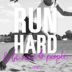 The Runner Rule #lornajane