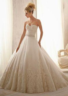 Mori Lee at The White Closet Bridal in Tampa, FL