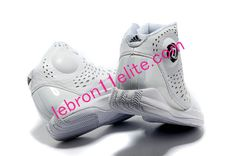 separation shoes ea3dc 9a3ba All Low White Adidas Adizero Rose 3,Derrick Rose Shoes 2013 G48868 D Rose  Shoes