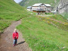 Lechtal - Kemptner Hütte