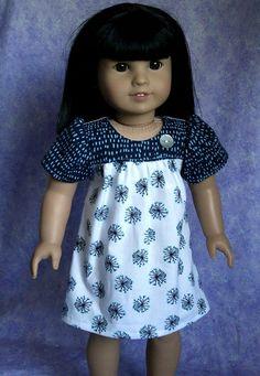 35 ideas sewing patterns girls dresses american dolls for 2019 Sewing Doll Clothes, American Doll Clothes, Sewing Dolls, Girl Doll Clothes, Doll Clothes Patterns, Doll Patterns, Clothing Patterns, American Dolls, Girl Dolls